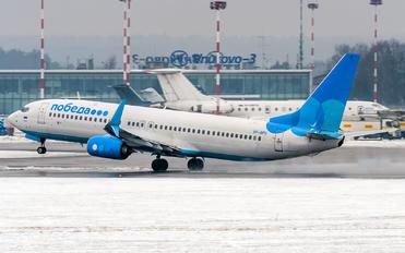VP-BPU - Pobeda Boeing 737-800