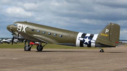 N150D - Private Douglas C-47B Skytrain