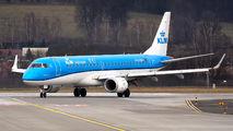 PH-EZM - KLM Cityhopper Embraer ERJ-190 (190-100) aircraft