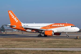 G-EZDM - easyJet Airbus A319