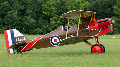 F-AZCY - Amicale Jean Salis Royal Aircraft Factory S.E.5A