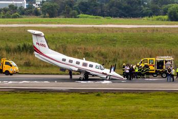 PR-DDQ - Hércules Taxi Aéreo Piper PA-42 Cheyenne