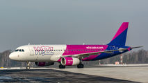 HA-LWN - Wizz Air Airbus A320 aircraft