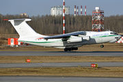 7T-WIG - Algeria - Air Force Ilyushin Il-76 (all models) aircraft