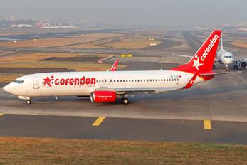 TC-TJR - Corendon Airlines Boeing 737-800