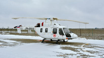 RA-20013 - Private Kazan helicopters Ansat