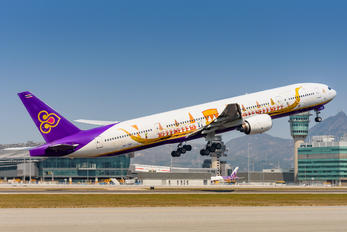 HS-TKF - Thai Airways Boeing 777-300