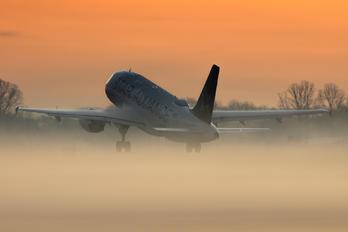 D-AILS - Lufthansa Airbus A319