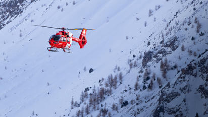HB-ZQM - REGA Swiss Air Ambulance  Eurocopter H145