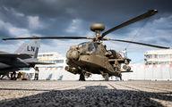 17-03173 - USA - Army Boeing AH-64E Apache aircraft