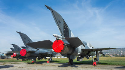 - - Hungary - Air Force Mikoyan-Gurevich MiG-21UM