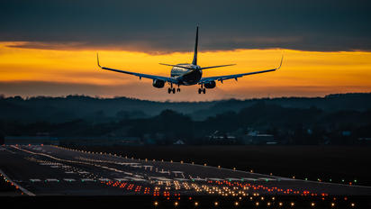 EPKK - - Airport Overview - Airport Overview - Runway, Taxiway