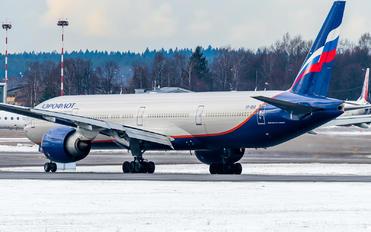 VP-BHA - Aeroflot Boeing 777-300
