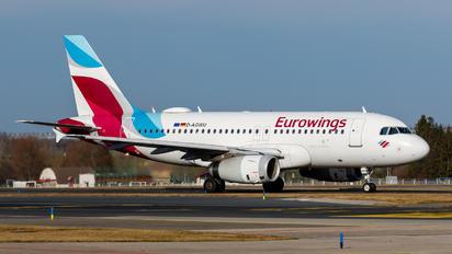 D-AGWU - Eurowings Airbus A319