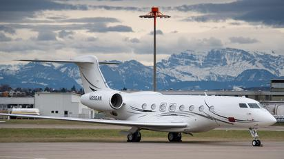 N650AN - Private Gulfstream Aerospace G650, G650ER