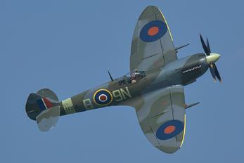 TE184 - Private Supermarine Spitfire LF.XVI
