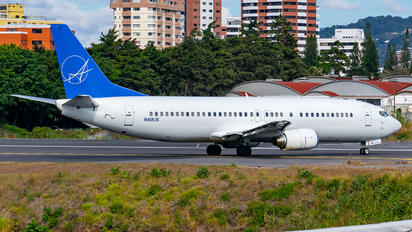 N418US - Swift Air Boeing 737-400