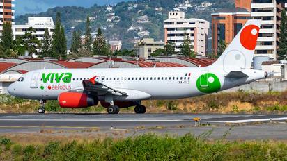 XA-VAZ - VivaAerobus Airbus A320