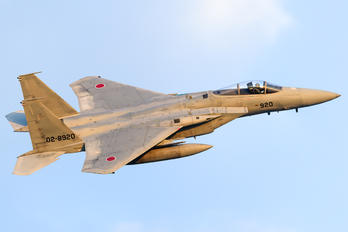 02-8920 - Japan - Air Self Defence Force Mitsubishi F-15J