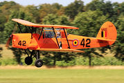 OO-WIL - Private Stampe SV4 aircraft