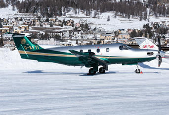 G-KFTI - Private Pilatus PC-12