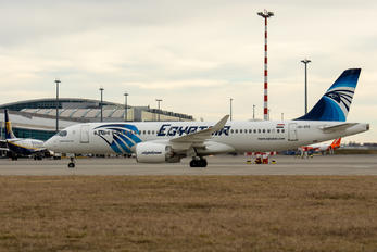 SU-GFC - Egyptair Express Airbus A220-300