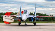"RF-81705 - Russia - Air Force ""Russian Knights"" Sukhoi Su-30SM aircraft"