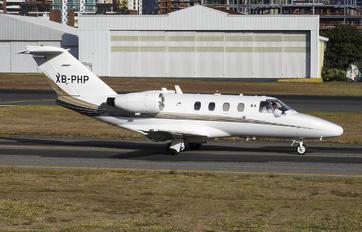 XB-PHP - Private Cessna 525 CitationJet