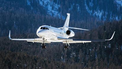 HB-JFI - Private Dassault Falcon 2000LX