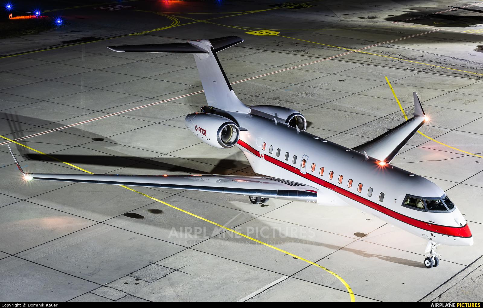 Private C-FFCD aircraft at Bern - Belp