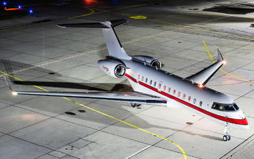 C-FFCD - Private Bombardier BD-700 Global 5000
