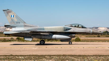 019 - Greece - Hellenic Air Force Lockheed Martin F-16C Fighting Falcon