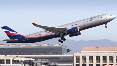 VQ-BPJ - Aeroflot Airbus A330-300