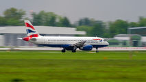 G-EUYJ - British Airways Airbus A320 aircraft
