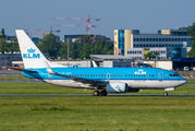 PH-BGW - KLM Boeing 737-700 aircraft