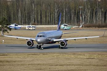 VP-BFH - Aeroflot Airbus A320