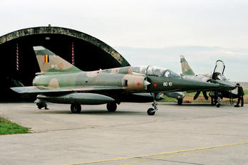 BD10 - Belgium - Air Force Dassault Mirage V BD