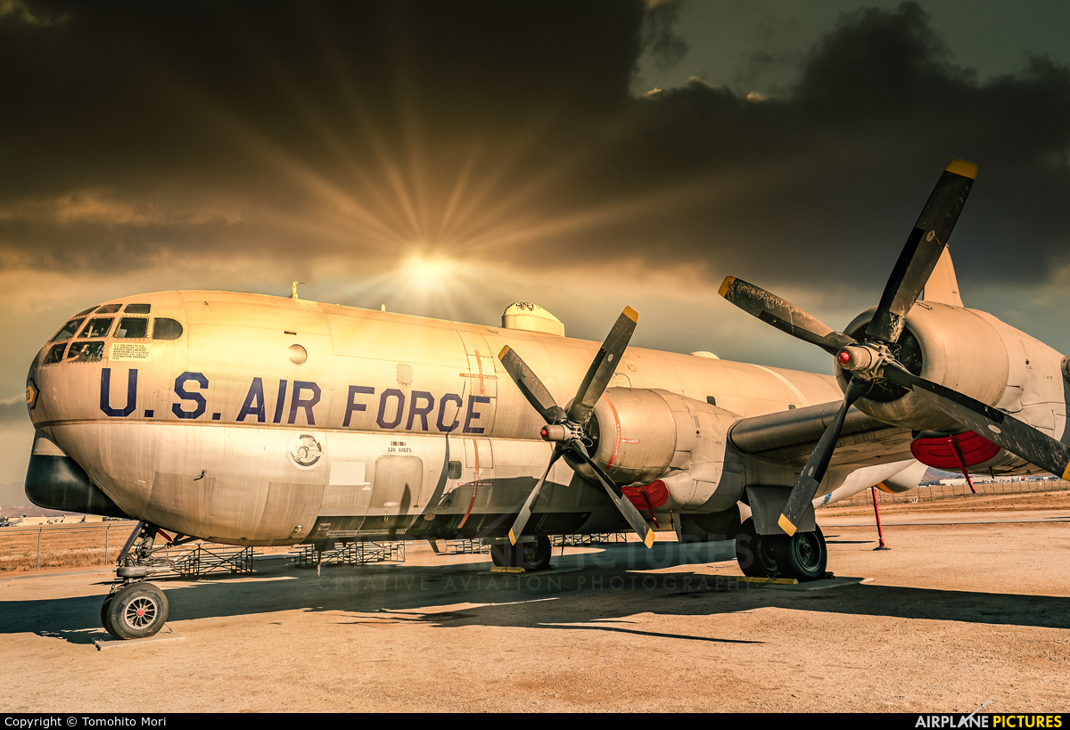 USA - Air Force 0-30363 aircraft at March JARB