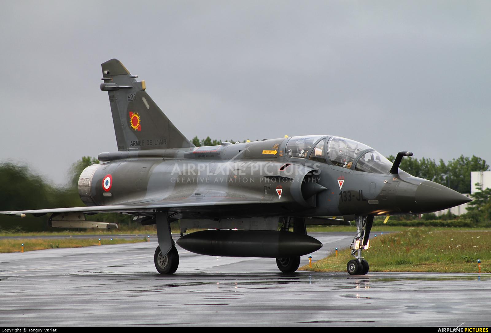 France - Air Force 133-JL aircraft at Valenciennes - Denain