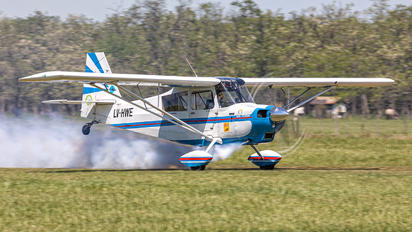 LV-HWE - Private American Champion 8KCAB Super Decathlon