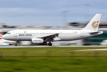 LY-COB - GetJet Airbus A320