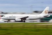 LY-COB - GetJet Airbus A320 aircraft