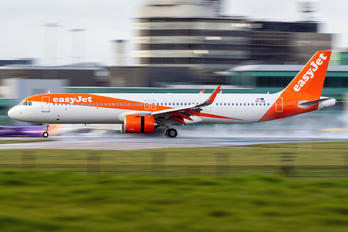 OE-ISC - easyJet Europe Airbus A321 NEO