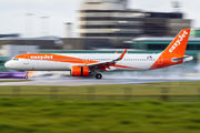 OE-ISC - easyJet Europe Airbus A321 NEO aircraft