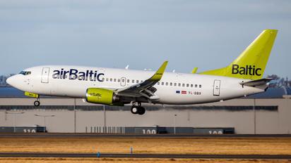 YL-BBX - Air Baltic Boeing 737-300