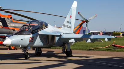 RF-44704 - Russia - Air Force Yakovlev Yak-130