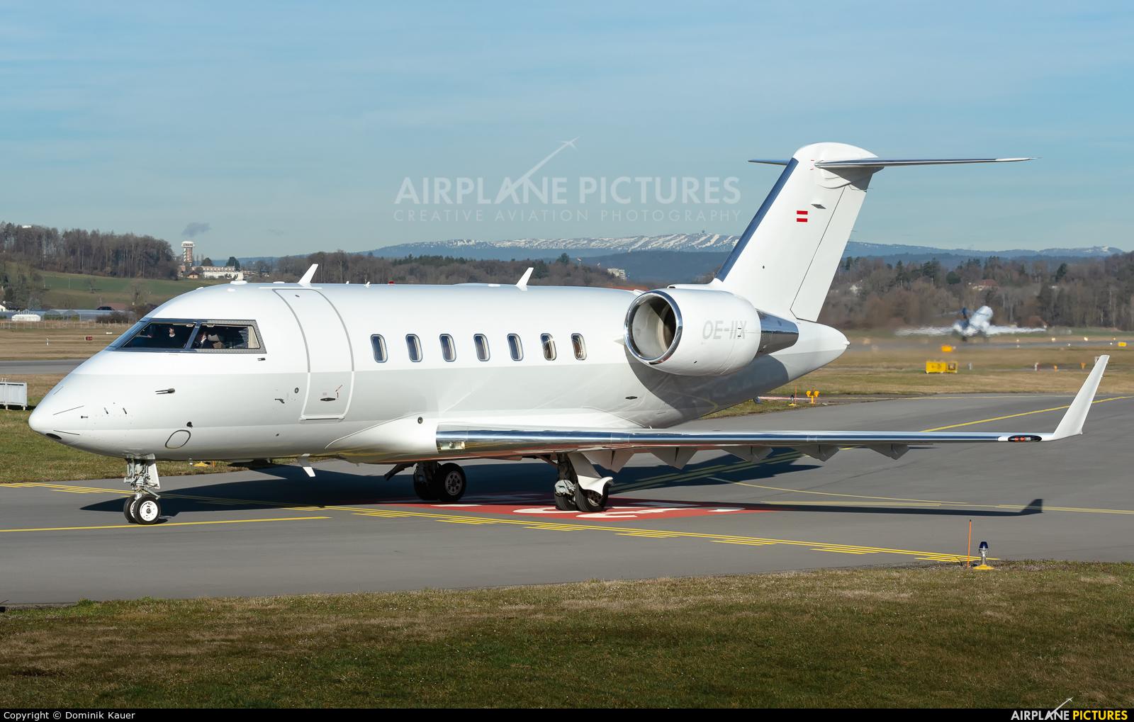 LaudaMotion OE-IIX aircraft at Bern - Belp