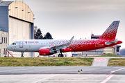 VQ-BRV - Aeroflot Airbus A320 aircraft