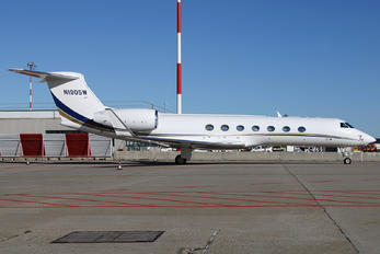 N1905W - Private Gulfstream Aerospace G-V, G-V-SP, G500, G550
