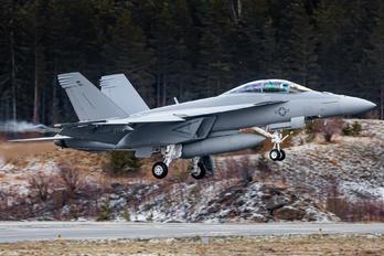 169750 - USA - Navy Boeing F/A-18F Super Hornet